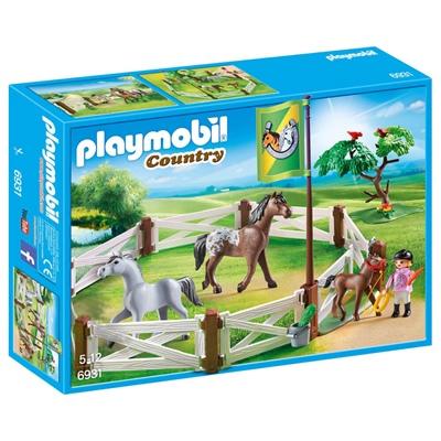 Playmobil Hästhage, 6931