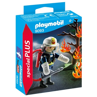 Playmobil Brandman med Träd, 9093P
