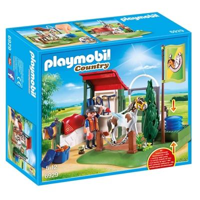 Playmobil Hästdusch, 6929