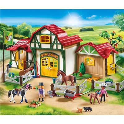 Playmobil Större Ridanläggning, 6926