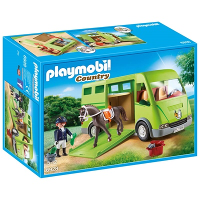 Playmobil Hästtransport, 6928