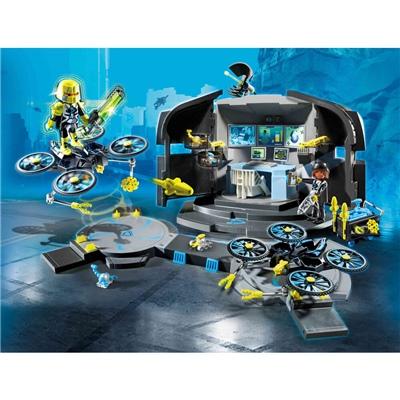 Playmobil Dr. Drones Kommandocentral, 9250