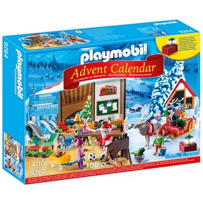 Playmobil Adventskalender Tomteverkstaden, 9264