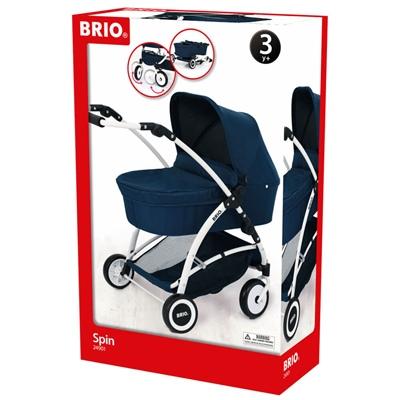 BRIO Dockvagn Spin Blå, 24901