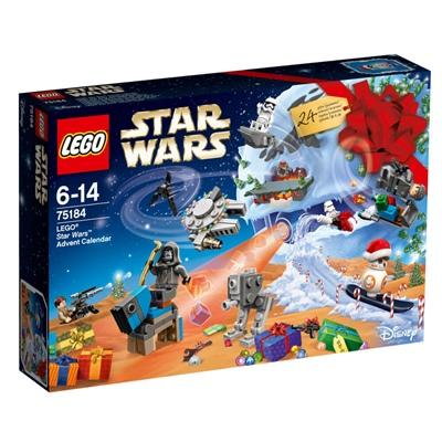 LEGO Star Wars Adventskalender 2017, 75184