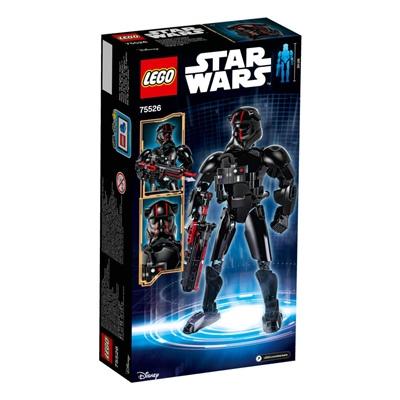 LEGO Star Wars Elite TIE Fighter Pilot, 75526