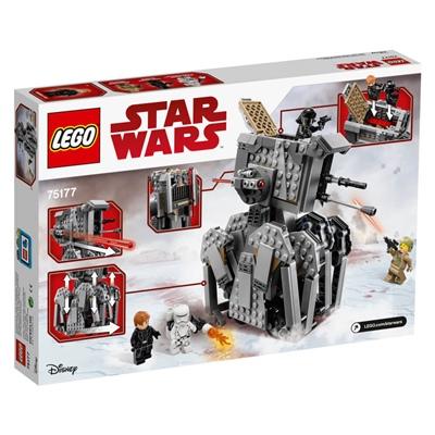LEGO Star Wars First Order Heavy Scout Walker, 75177
