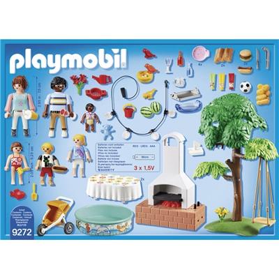 Playmobil Inflyttningsfest, 9272