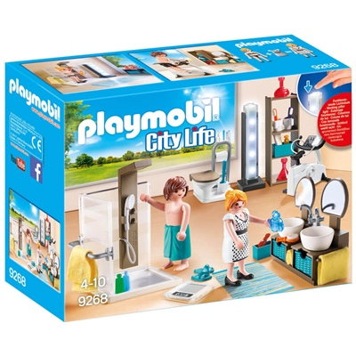 Playmobil Badrum, 9268