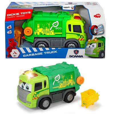 Dickie Toys Happy Scania Sopbil, 203816001