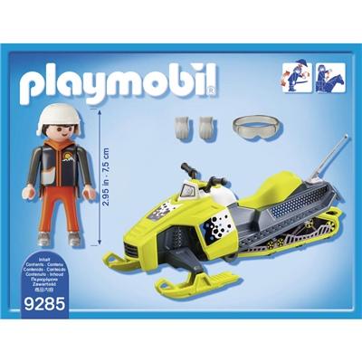 Playmobil Snöskoter, 9285