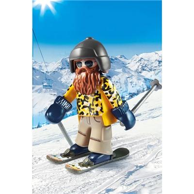 Playmobil Skidåkare, 9284