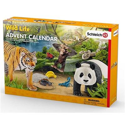 Schleich Wild Life Adventskalender 2017, 97433