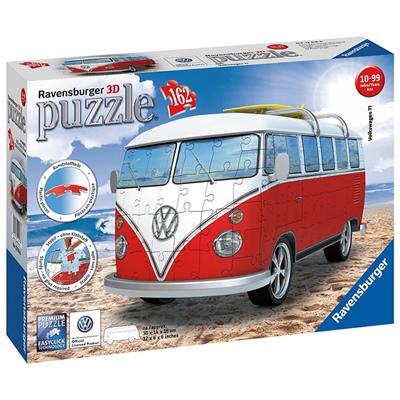 Ravensburger 3D Pussel 162 Bitar Volkswagen T1, 125166
