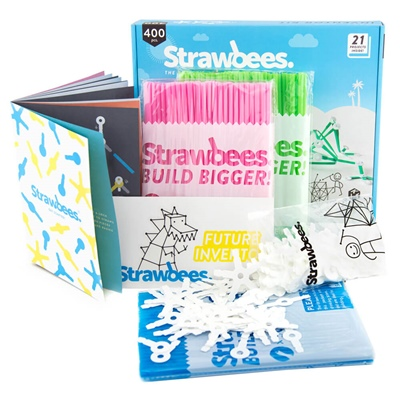 Strawbees Inventor Kit, 68.0390