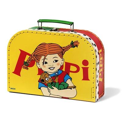 Pippi Resväska 25 cm Gul, 44.3789