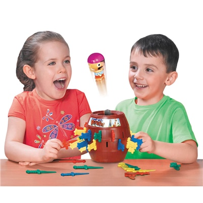 Tomy Pop Up Pirate, T7028