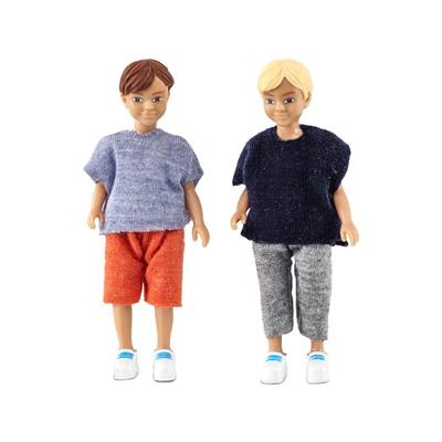 Lundby Två Pojkar, 60.8065