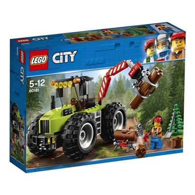 LEGO City Skogstraktor, 60181