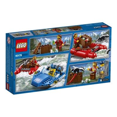 LEGO City Vild Flodflykt, 60176