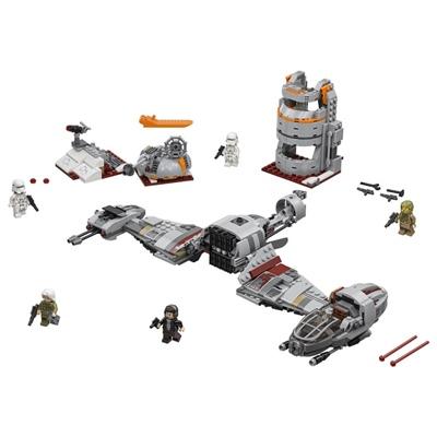 LEGO Star Wars Defense of Crait™, 75202