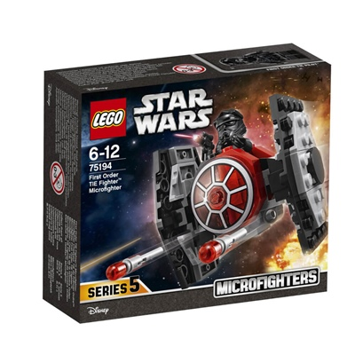 LEGO Star Wars First Order TIE Fighter™ Microfighters, 75194