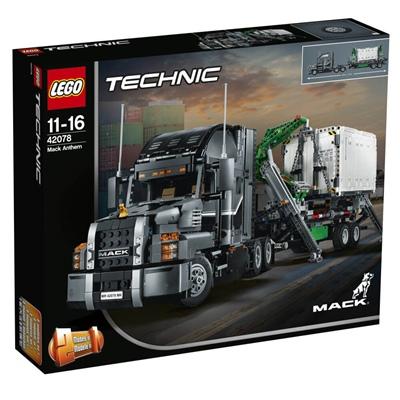 LEGO Technic Mack Anthem, 42078