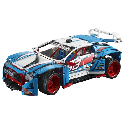 LEGO Technic Rallybil, 42077