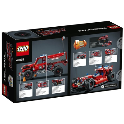 LEGO Technic Räddningsfordon, 42075