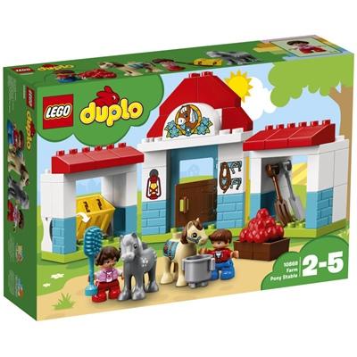 LEGO Duplo Ponnystall, 10868