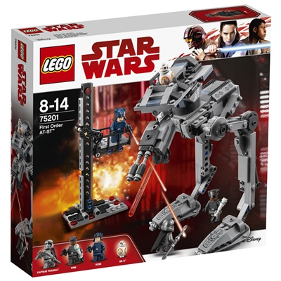 LEGO Star Wars First Order AT-ST™, 75201