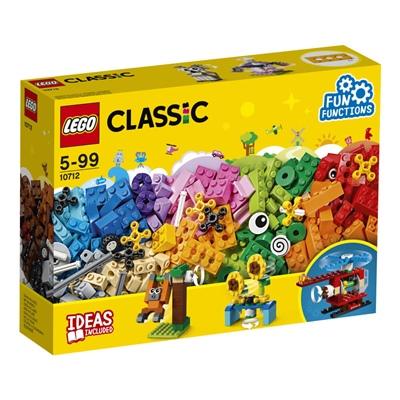 LEGO Classsic Klossar och Kugghjul, 10712L