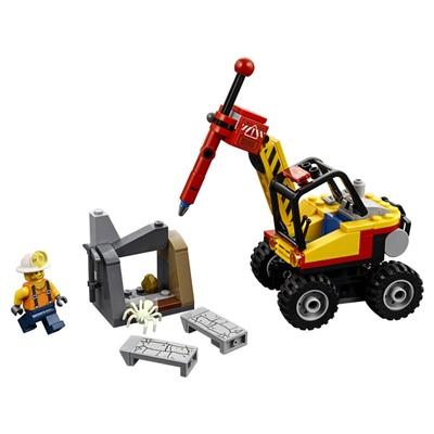 LEGO City Gruvklyv, 60185