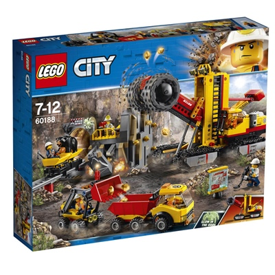 LEGO City Gruvexperternas Läger, 60188