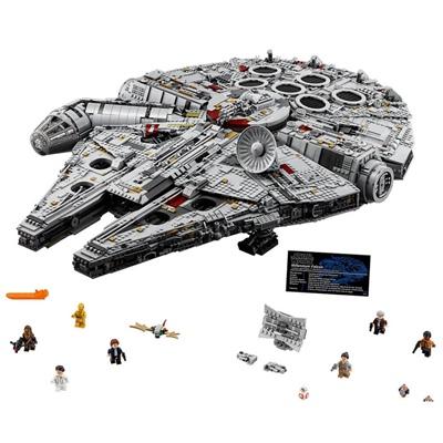LEGO Star Wars Millennium Falcon Ultimate Collector Series, 75192