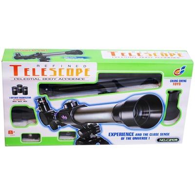 Barnteleskop 20x 30x 40x, C2105
