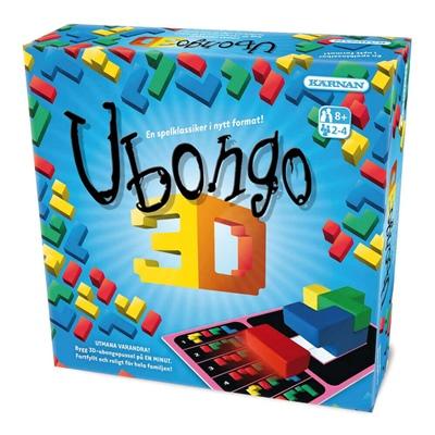 Kärnan Ubongo 3D, 610219