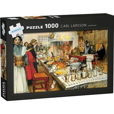 Kärnan Pussel 1000 Bitar Carl Larsson Julaftonen, 580037