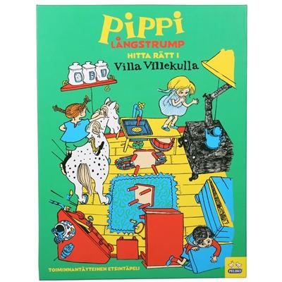 Peliko Pippi Långstrump Hitta Rätt i Villa Villekulla, 40861802
