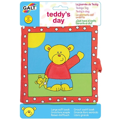 Galt Mjuk Bok Teddy´s Day, 1004876