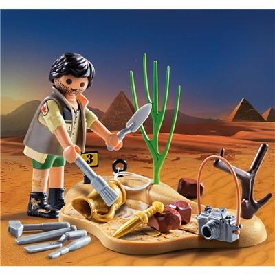 Playmobil Arkeologisk Utgrävning, 9359