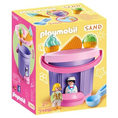Playmobil Strandleksaker Glasskiosk, 9406