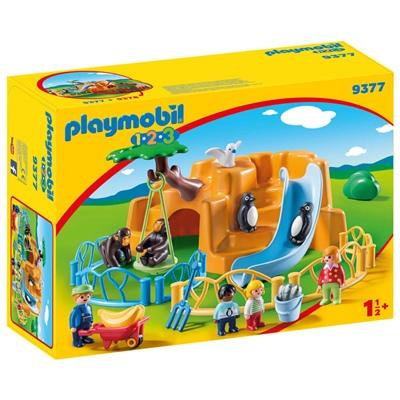 Playmobil 1-2-3 Djurpark, 9377