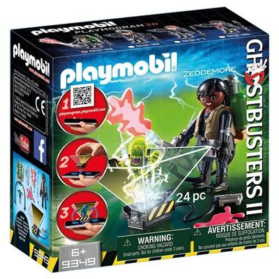Playmobil Ghostbusters™ Spökjägaren Winston Zeddemore, 9349