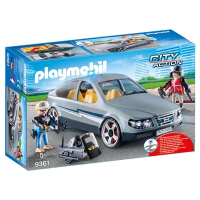 Playmobil Civilfordon, 9361