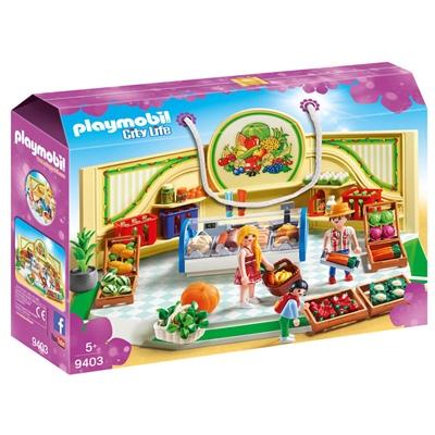 Playmobil Matvaror, 9403