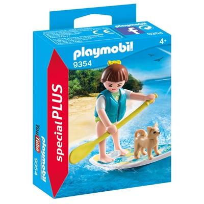 Playmobil Brädåkare med Paddel, 9354