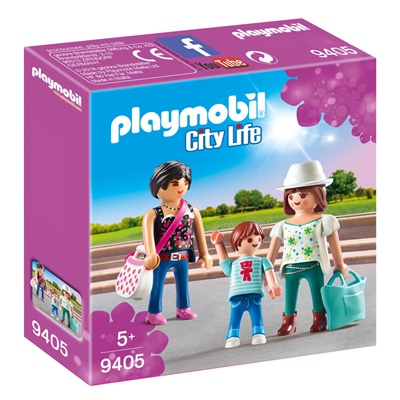 Playmobil Shoppingtjejer, 9405
