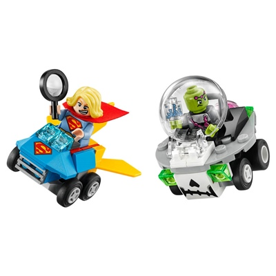 LEGO DC Comics Super Heroes Supergirl vs. Brainiac, 76094