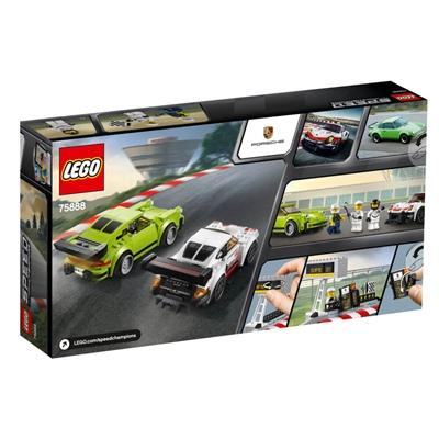 LEGO Speed Champions Porsche 911 RSR och 911 Turbo 3.0, 75888